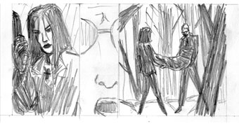 The Skiff Page 5 Pencils